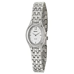 Seiko Solar Women's Quartz Watch SUP005P1