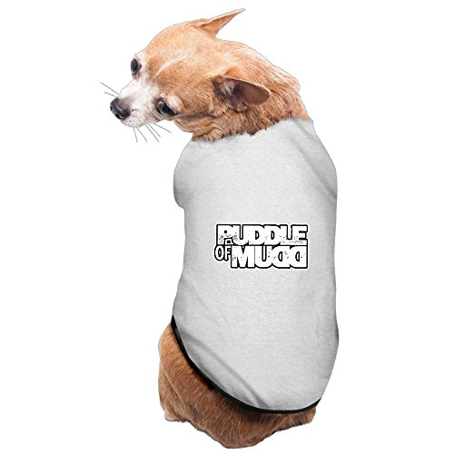 Puddle Of Mudd Re:(disc)overed Dog Clothes Dog Shirt