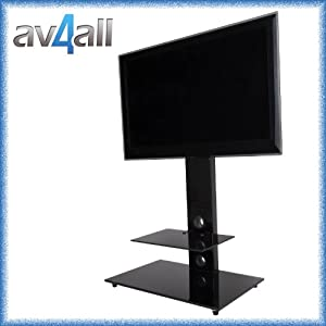 Buying Guide of  AVF Lesina Piano  Cantilever TV Stand