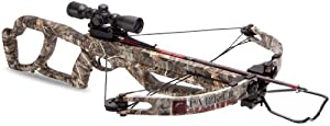 Parker Enforcer 160 Crossbow with Pin Point Red / Green Illuminated Reticle Scope