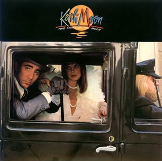 Original album cover of Two Sides of the Moon by Keith Moon