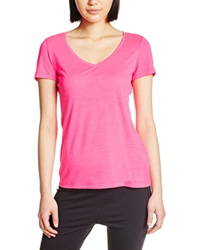 super natural T-Shirt V Nec140 pink