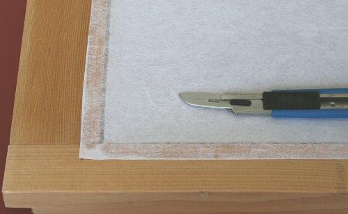 大直(ONAO) 障子貼専用 プロ用カッター