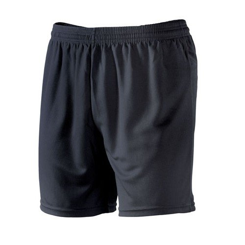 Macron TEAM Football Shorts (Junior), Black, XS
