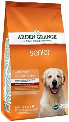 Arden Grange Senior Dog Food 6 Kg