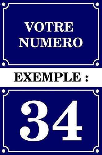 Autocollant-sticker-numero-de-rue-boite-aux-a-lettre-plaque-personnalisable
