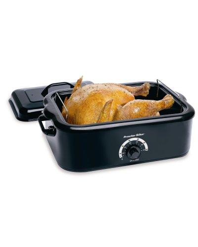 Proctor Silex 32197 18-Quart Roaster Oven, Black