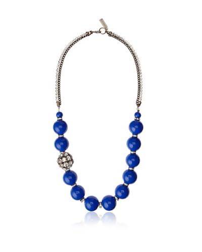 Shabana Khan Royal Blue Donna Necklace