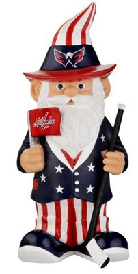 NHL Washington Capitals Team Thematic Gnome