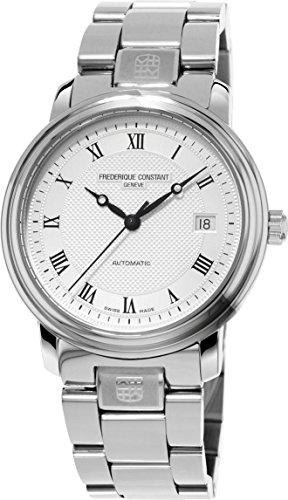 Frederique Constant Geneve Classics Automatic FC-303MC3P6B Reloj Automático para hombres Fabricado en Suiza