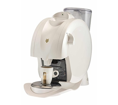 Expresso machine caf malongo oh matic blanc nacr ice pearl cafeti - Cafetiere malongo prix ...