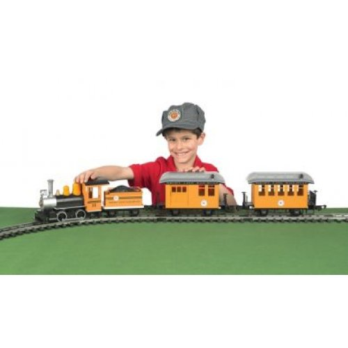Bachmann Industries Li'L Big Haulers Short Line Special G-Scale Rtr Train Set, Large front-227281