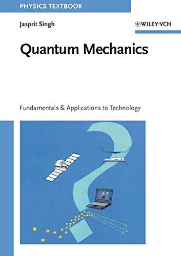 Quantum mechanics: fundamentals and applications to technology