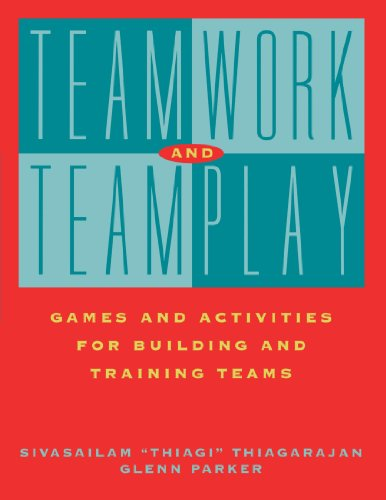 Teamwork and Teamplay: Games and Activities for Building...