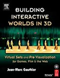 img - for [(Building Interactive Worlds in 3D: Virtual Sets and Pre-visualization for Games, Film and the Web )] [Author: Jean-Marc Gauthier] [Apr-2005] book / textbook / text book
