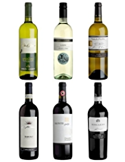 Italian Selection - Case of 6
