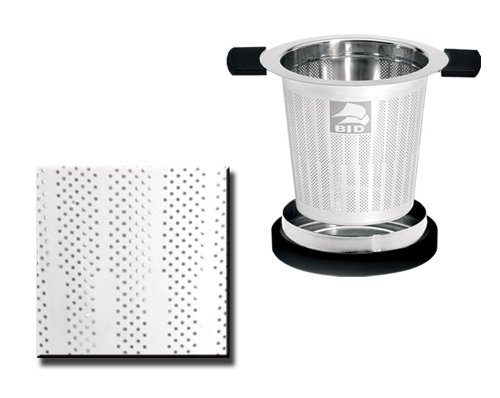 G&H Tea Services Eurotec Laser Mesh Pot And Cup Strainer