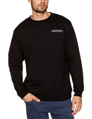 Independent Baseplate BC Men's Sweatshirt Black Medium