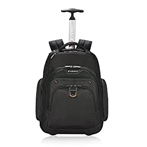 Everki Atlas Wheeled Backpack for 13 - 17.3-Inch Laptop from Everki