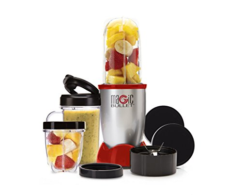 Magic Bullet Blender, Small, Red (Magic Bullet Red compare prices)