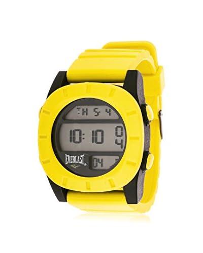 Everlast Men's EVWF004YE Yellow Rubber Watch