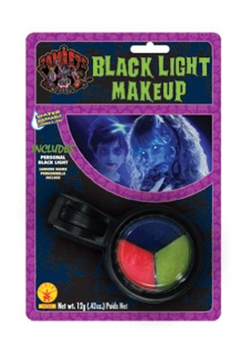 Black Light Makeup Tray