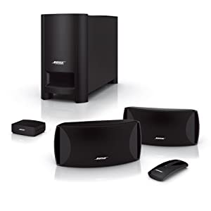 Bose® CineMate® Series II Digital Home Theater Speaker System (Old Version)