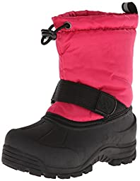 Northside Frosty Winter Boot (Toddler/Little Kid/Big Kid),Berry,7 M US Toddler