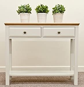 Avana Painted Furniture Living Room Furniture Hall Console