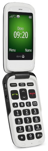 doro Phone easy 615 Big Button SIM Free Mobile Phone, Black