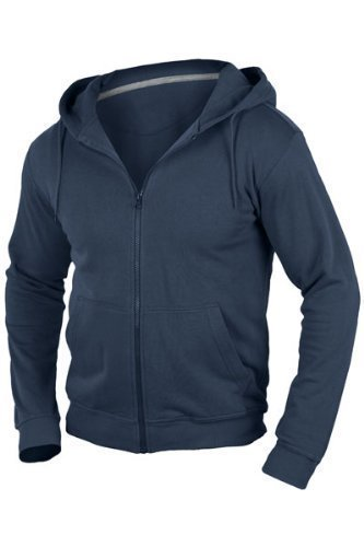 hanes-7532-mens-comfortsoftr-organic-zip-up-hoodie-hooded-sweat-jacket-navy-xl