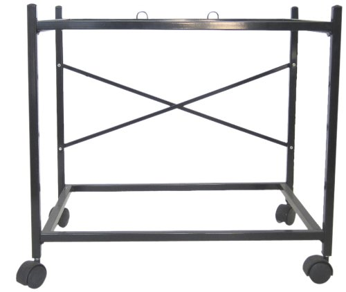 Cheap YML 2-Shelf Stand for 2464, 2474 and 2484, Black (4184BLK)
