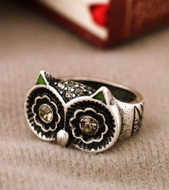 owl-ring #owl