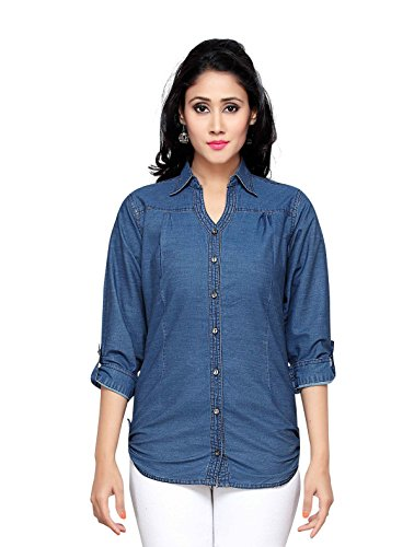 ALC Creations Blue Denim Shirt