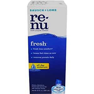 Bausch & Lomb ReNu MultiPlus Multi-Purpose Solution, 12-Ounce Bottles