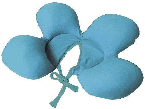 Papillon Baby Bath Tub Ring Seat, Light Blue