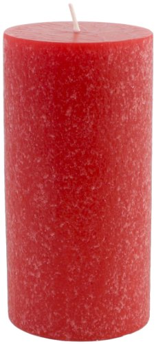 Root Candles Scented Timberline Pillar Candle, 3-Inch by 6-Inch Tall, Hollyberry