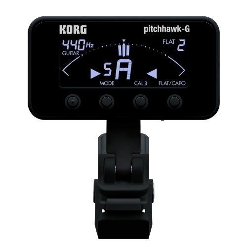 Korg Pitchhawk Clip On Tuner