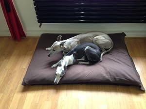 KosiPet® Budget Cheap LARGE BROWN FLEECE FLEECE Dog Bed,Dog Beds,Pet Bed,Dogbed,Dogbeds,Petbed,Petbeds,
