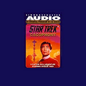 Star Trek: Cacophony (Adapted) Audiobook