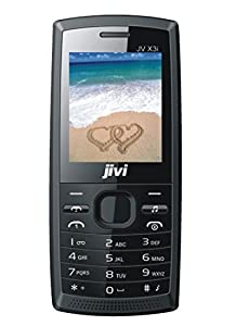 Cheap Mobile Phone JiVi X3i - Dual Sim - Call Recording - Facebook - 10 Day Standby - Camera - Radio - Unlocked - Black