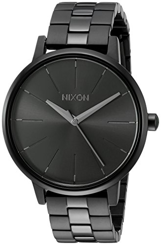 nixon-womens-a099001-00-kensington-analog-display-japanese-quartz-black-watch