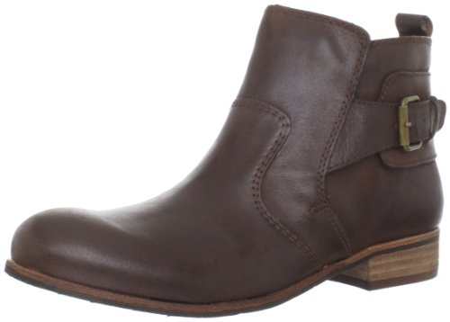 Dv By Dolce Vita Women'S Rodge Ankle Boot,Brown Leather,8 M Us