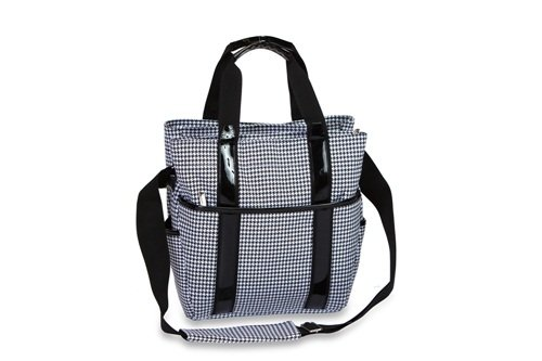 Picnic Plus Main Liner Hybrid Tote, Houndstooth