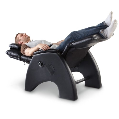 Christmas Deals 2012 On Tony Little Anti Gravity Massage Recliner Chair BL