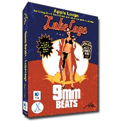 9mm Beats - Apple Loops - AMG