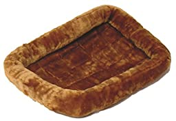 MidWest Quiet Time Pet Bed, Cinnamon, 48\