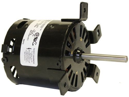 Fasco D1198 3.3-Inch Diameter Shaded Pole Motor, 1/30 Hp, 115 Volts, 3200 Rpm, 1 Speed, 1.5 Amps, Ccw Rotation, Sleeve Bearing