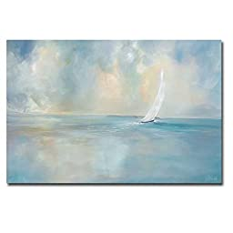 Heading Out by Joanne Parent Premium Gallery-Wrapped Canvas Giclee Art (Ready to Hang)