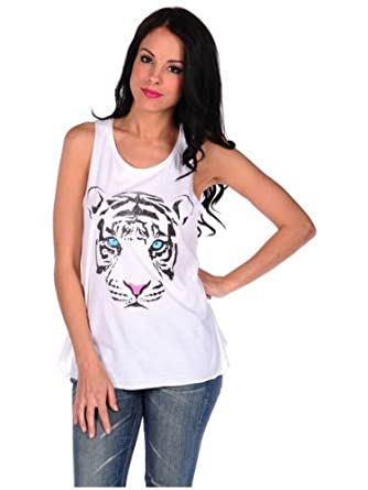 Junk Food Womens Wild Thing Tee - Sugar - Large